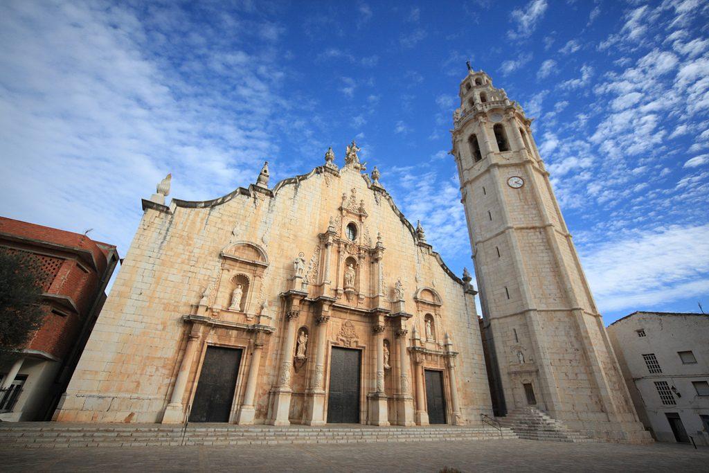 L'església d'Alcalà (Font: Evadirte)